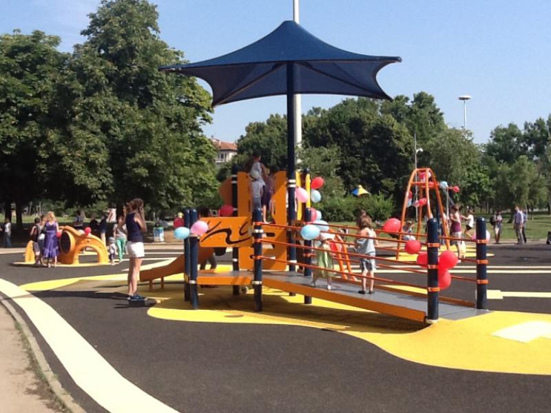 Parco Formentano: GIOCHIAMO TUTTI!  Giochisport - Giochi per parchi
