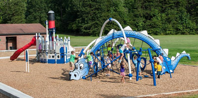 giochi parchi pubblici