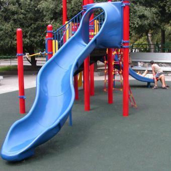 Parco inclusivo a Genova
