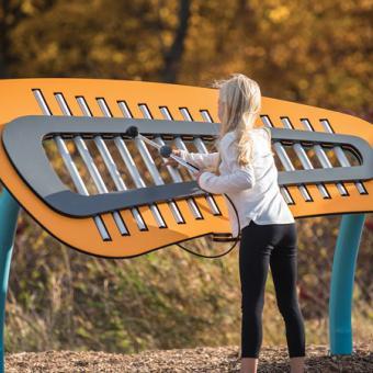 giochi interattivi per parchi